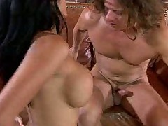 Alexis Amore goes for a wild carnal pleasure part 1