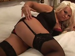 SEXY British MILF Talks Dirty