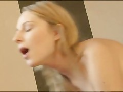 Teen with perfect body fucked