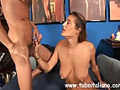 Italian Milf Pussylicking Leccami