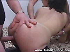 Italian Amateur Milf Amatoriale Ita
