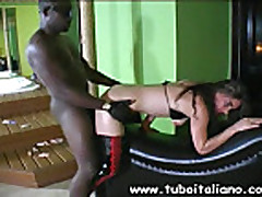 Italian Real Amateur BDSM