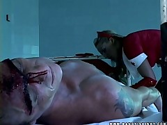 Kinky Nurse Loves Zombies