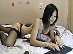 Cam No Sound: Amateur girl