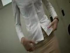 Morinaga Cocoa - Saintly Clitoris Student