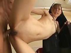 japanese nun