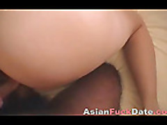 Homemade Asian playing with big toys part 2