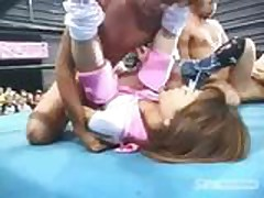 JAV Wrestling Groupsex Vol 2