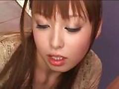 cutie japanese blowjob