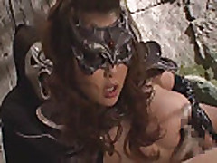 Mosaic- QUEEN RCT288 Super Big Breasts Battle Angels Co