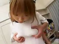 Mosaic: Cute Japanese Girl 1