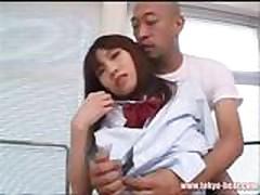 Ibuki Haruchi Anal Creampie
