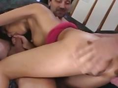 Katsumi anal DP Cum-baz