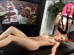 Lesbian Pussy Punishment