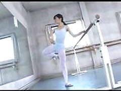 Mosaic: Ballerina Girl in Harcore action Asian censored