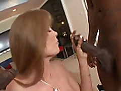 MILF Darla crane dp interracial