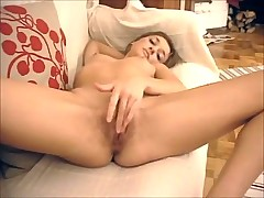 Fresh Teen Kira Masturbates And Looks Very Happy