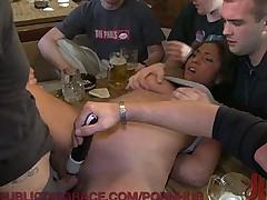 Voluptuous Euro slut gets taken on a tour in Germany