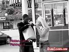 Mia Bangg Cheats with Black guy