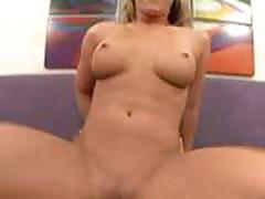 Hot Chick Cayden Moore
