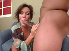 Pregnant Nancy Vee gets Black Anal