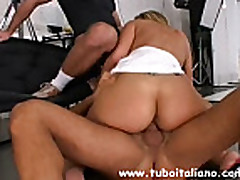 Italian Pornstar Casting Provino