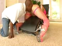 Kelly Divine-Bomb Ass White Booty