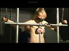 SlaveGirl Gets A Rough Workout