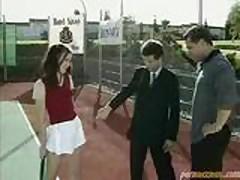 Tennis Fuck Anyone?