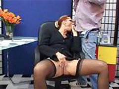 Sophia Million - Nylon secretary