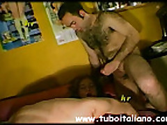 Sexy Italian Girl Arrapata e Bona
