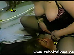 2 Italian BBW Mature and Young
