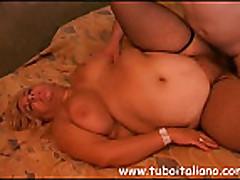 Italian BigTits Mature Tettona