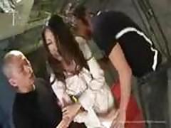 Tokyo Hot Morinaga Broadcaster Groupsex