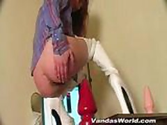 Vanda - Big butt plugs