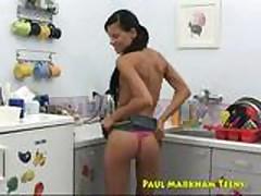 Klara Smetanova Teen Shows Sexy