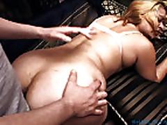 Big Butt Granny Nightmare - 02