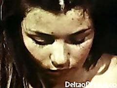 Vintage Porn 1970s - John Holmes & Hairy Teens - Gi