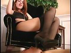 Jennifer LeMonde Foot Worship