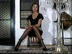 Female High Heel Shoes Cumpilation