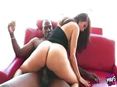 Sheila Marie black creampie