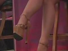 Ancilla Tilas Foot Tease