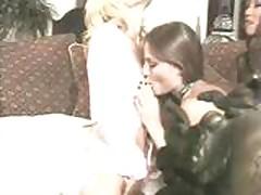 Aurora Snow and Phoenix Ray with Teanna Kai