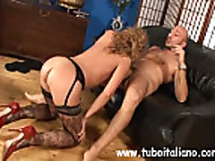 Italian Wife Blowjob Pompino Moglie