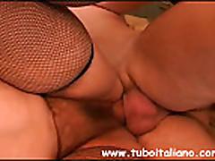 Italian Mature BBW Matura Italiana