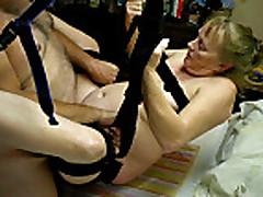 Wife in swing