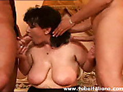 Italian Real Amateur Mamma