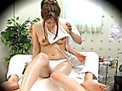 Fashion Model seduced by masseur 1