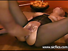 Fist my pussy till i explode in orgasm