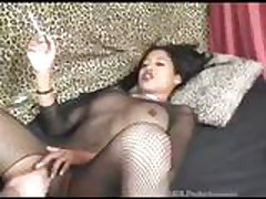 lily thai fuck and smoke